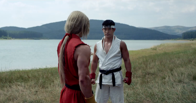 Lançado o Teaser Trailer de Ryu em Street Fighter: Assassin's Fist