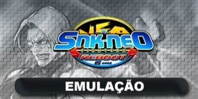 The King of Fighters 2003 (Set 2) Liberado