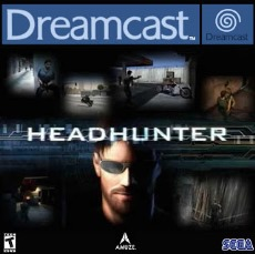 review - Headhunter - Dreamcast