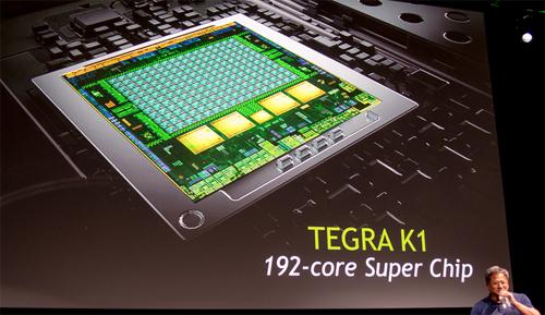 NVIDIA levará computação móvel ao nível da tradicional