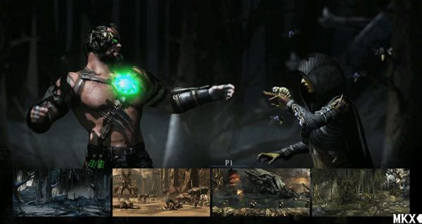Mortal Kombat X: Gameplay de Kano