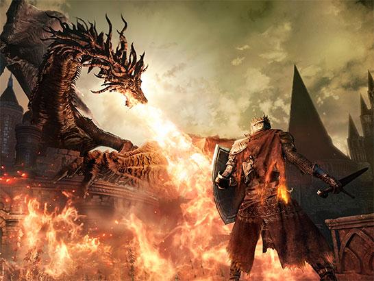 Dark Souls III faz sua estreia mundial na conferência da Microsoft na Gamescom 2015