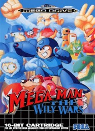 reivew - Mega Man - The Wily Wars - Mega Drive