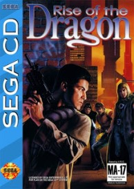 reivew - rise of the dragon - sega cd