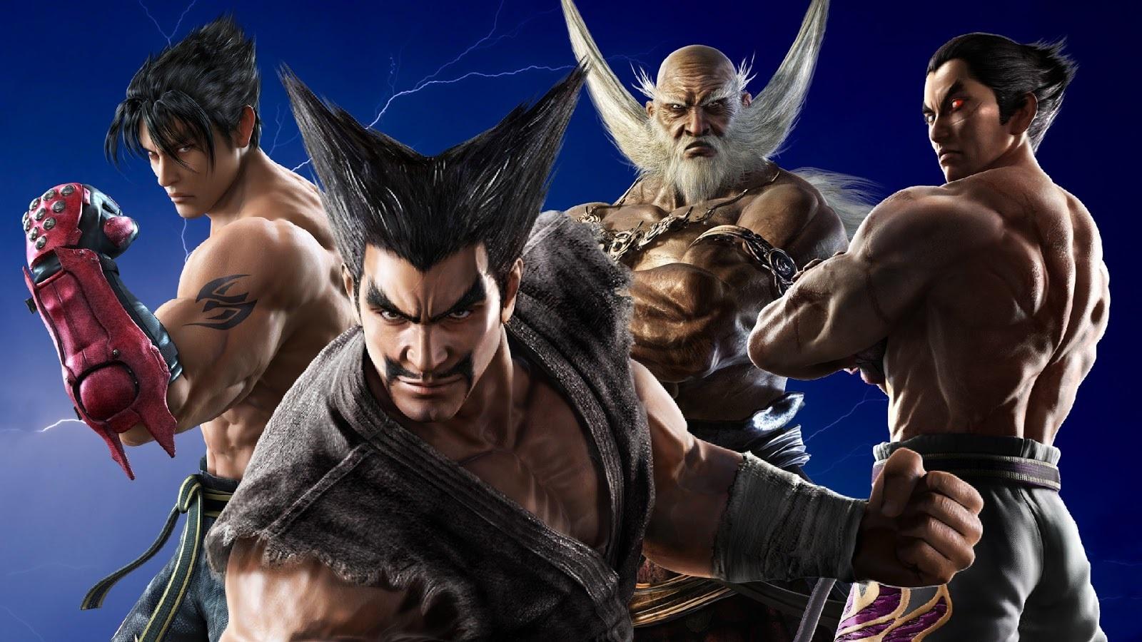 Tekken 7 também pode ganhar um espaço no PC