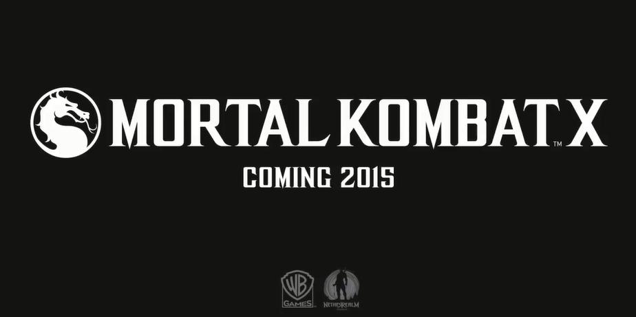 Revelado trailer de Mortal Kombat X