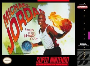 review - Michael Jordan - Chaos in the Windy City - Super Nintendo