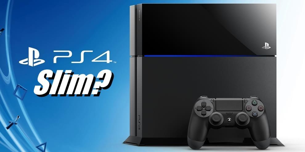 Possível PS4 Slim?