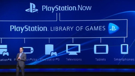 Sony dá passo ousado com Playstation Now