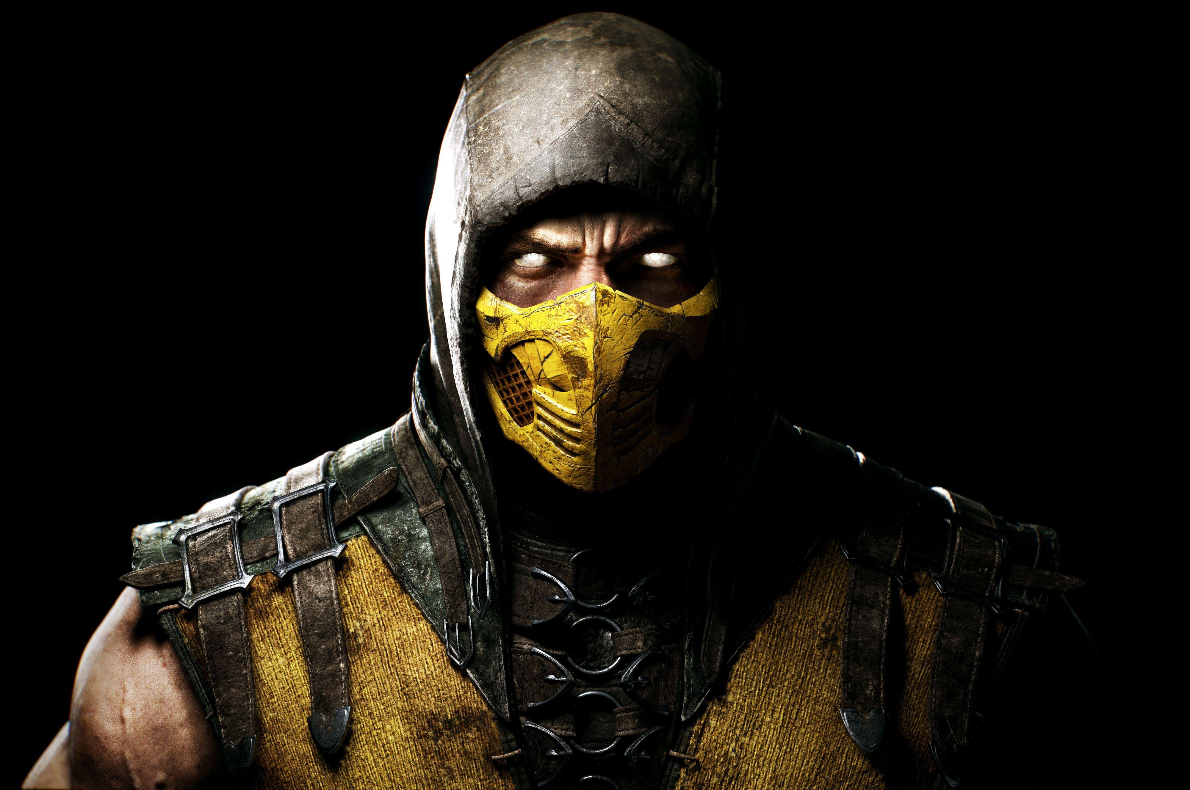 Mortal Kombat X: Arte oficial, capas e mais...