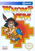 review - Whomp'Em - Nintendo