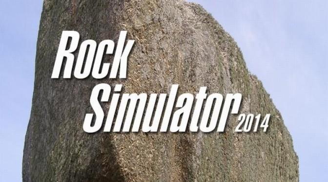 Rock Simulator atingiu sua meta e quer revolucionar os videogames simulando pedras