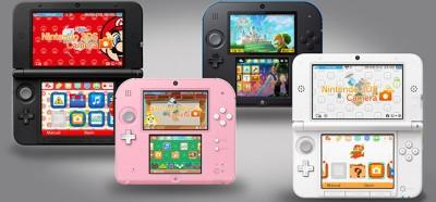 Nintendo lança novo firmware 9.0 para 3DS
