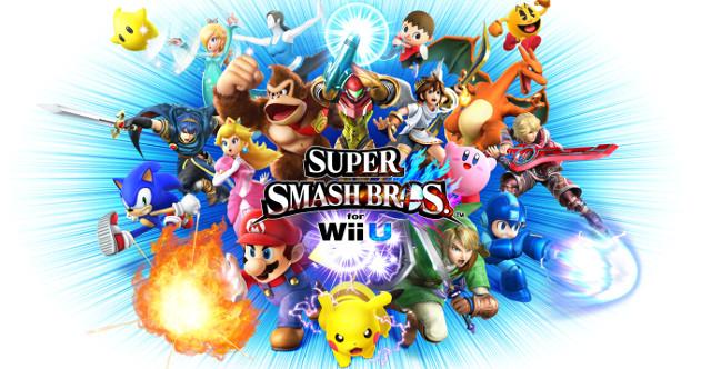 Vazam informações de Super Smash Bros for Wii U