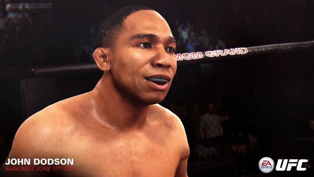 Novas imagens de EA Sports UFC são incríveis