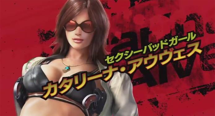 Tekken 7 revelado primeiro trailer