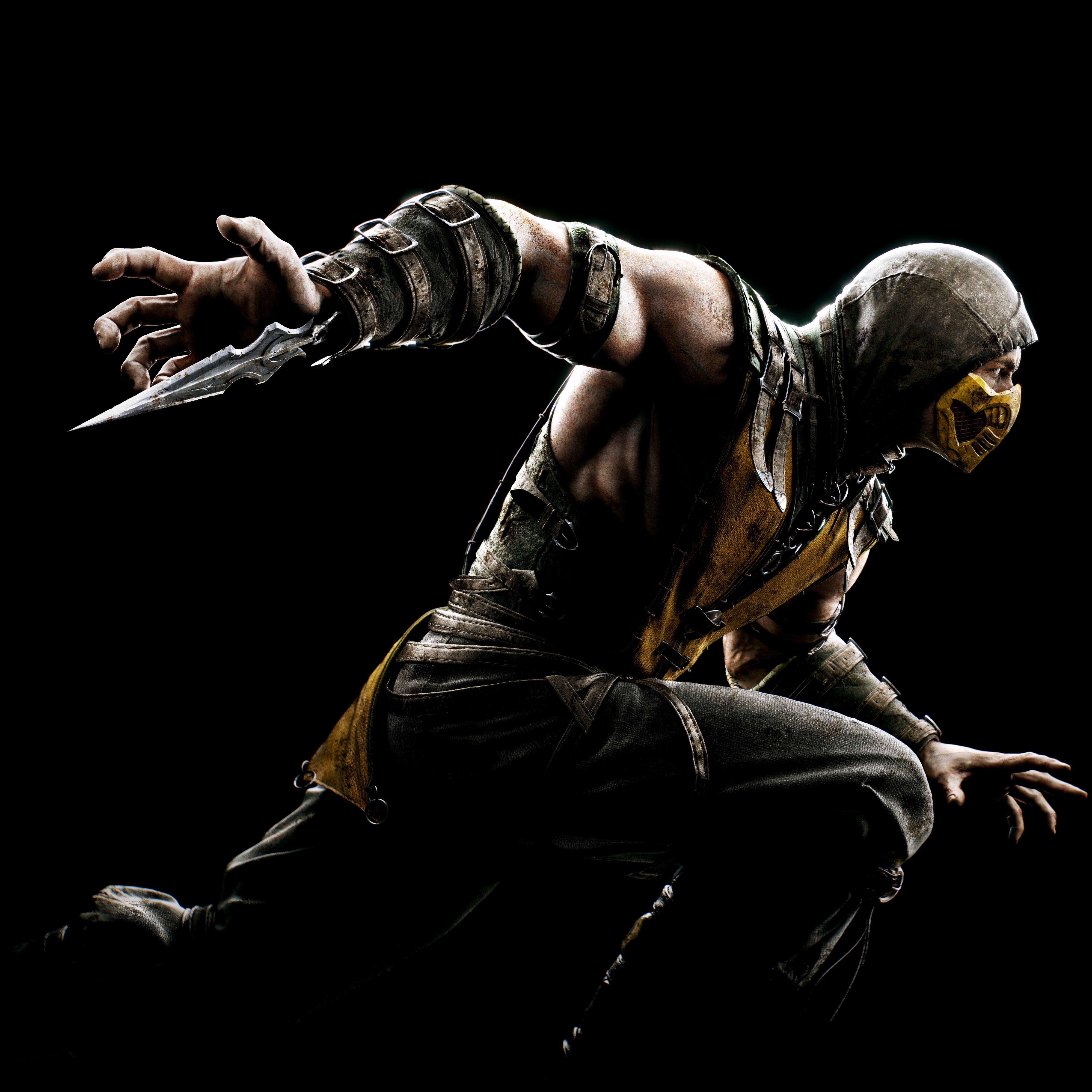 Mortal Kombat X: vídeo vazado mostra fatality inédito do Scorpion!