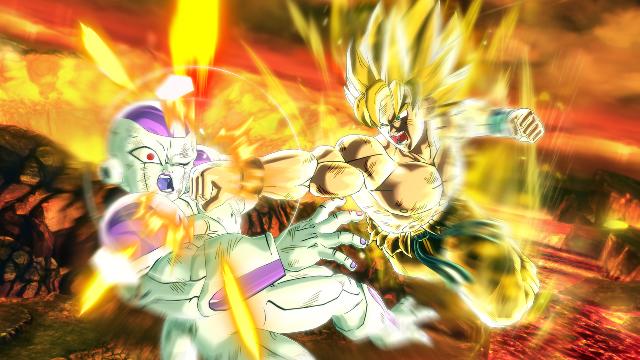 Primeiras imagens do novo Dragon Ball Z