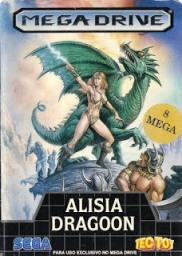 review - Alisia Dragoon - Mega Drive