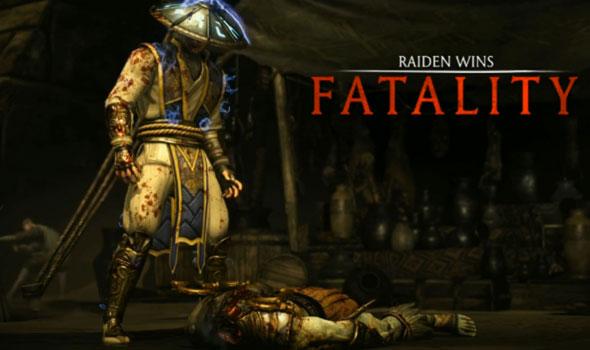 Mortal Kombat X: Raiden em novo trailer