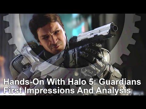 Halo 5 passa por análise técnica da Digital Foundry e roda a sólidos 60 fps