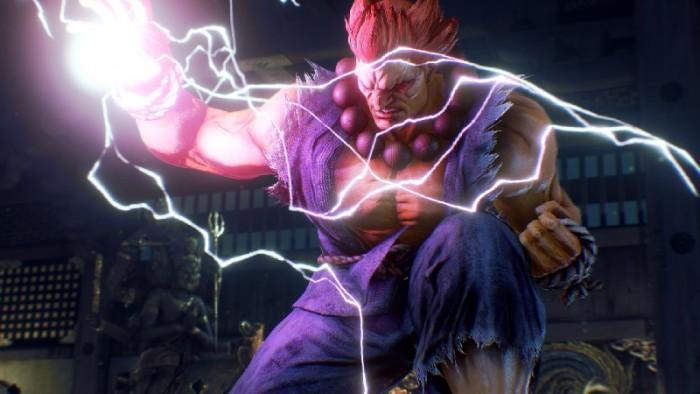 Akuma, de Street Fighter! é o novo personagem de Tekken 7