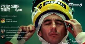 Tributo a Ayrton Senna em Gran Turismo 6