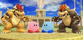 Novas imagens de Super Smash Bros no Wii U e no 3DS