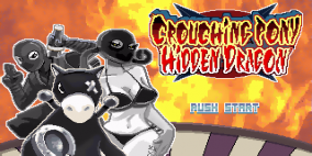 Novo dump de NeoGeo lançado: Crouching Pony Hidden Dragon (demo ver.)