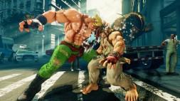 Capcom divulga as primeiras imagens de Alex em Street Fighter V