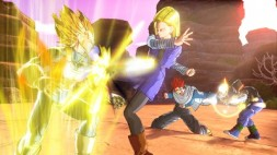Novo Trailer de Dragon Ball: Xenoverse