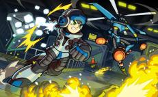 Mighty Nº 9 vai ganhar série animada... e Inafune quer mais dinheiro para incrementar o game!