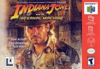 Review - Indiana Jones and the Infernal Machine - Nintendo 64