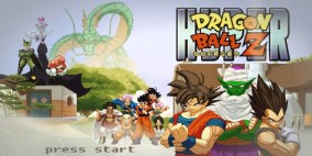 Hyper Dragon Ball Z, um mugen pra mostrar como se faz jogo de luta