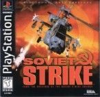 Review - Soviet Strike – Playstation